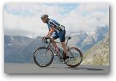 Cycling the mythical mountain passes  » Click to zoom ->
